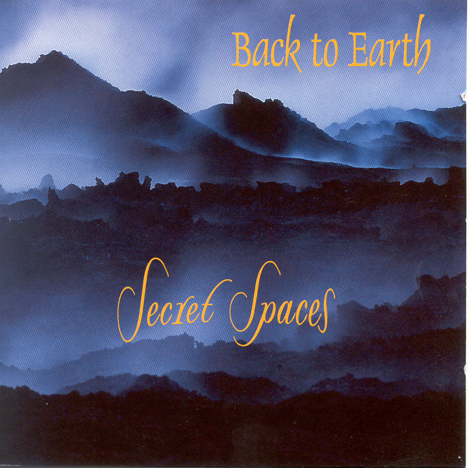 BACK TO EARTH - Secret spaces