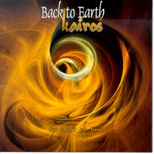 BACK TO EARTH - Kairos